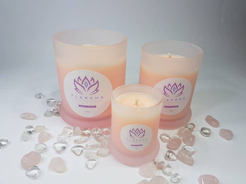 Soy wax candles in Brisbane - Scented candles