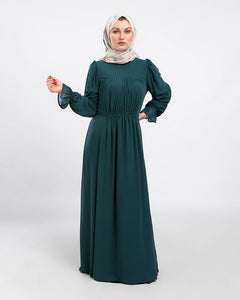 Victorian Chiffon Dress