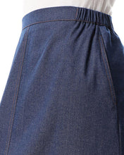 Load image into Gallery viewer, Maxi Jeans Skirt