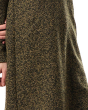 Load image into Gallery viewer, Boucle Wool Tunic - Yellow