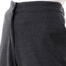 Load image into Gallery viewer, Dark Grey Viyella  Pants