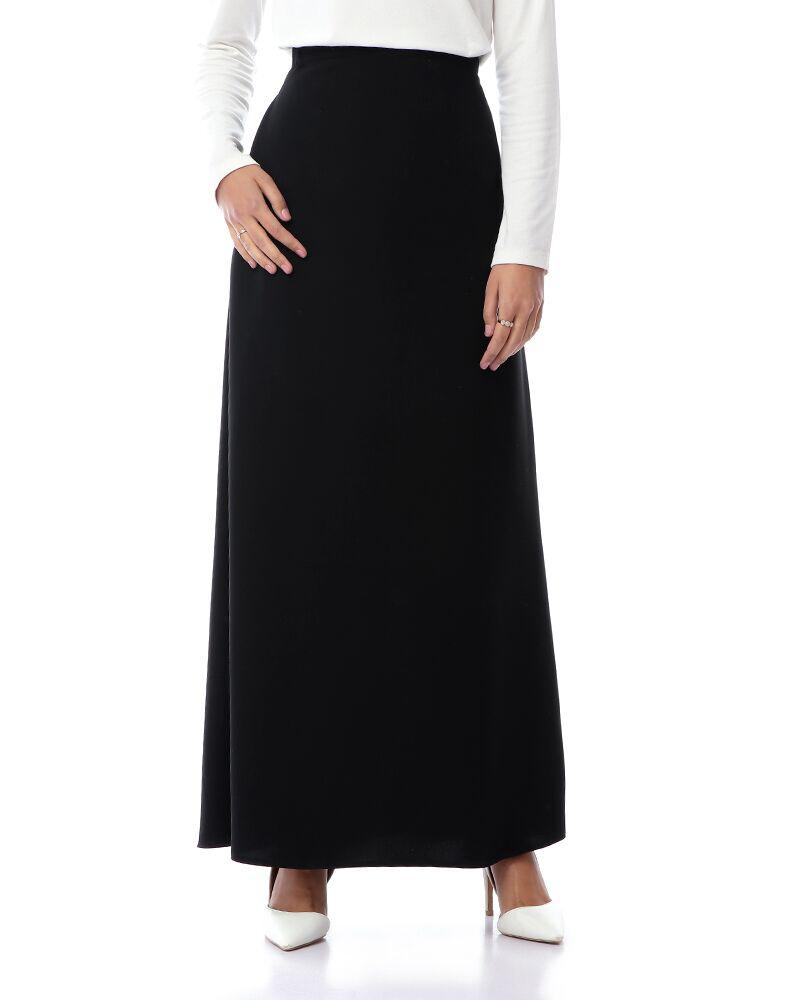 Crepe  Basic Skirt