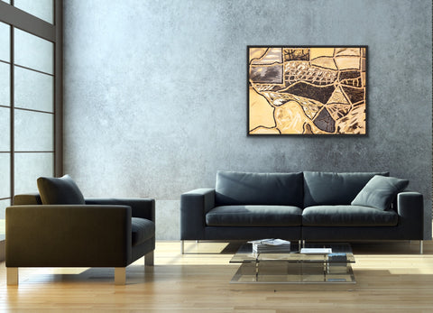 black-and-gold-office-artwork