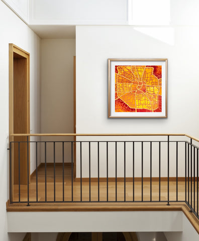 hallway-art-placement