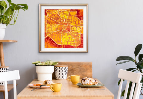 houston-map-kitchen-art