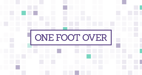 one-foot-over-logo