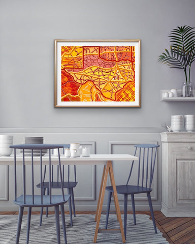 texas-map-kitchen-art