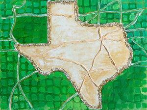 baylor university artwork