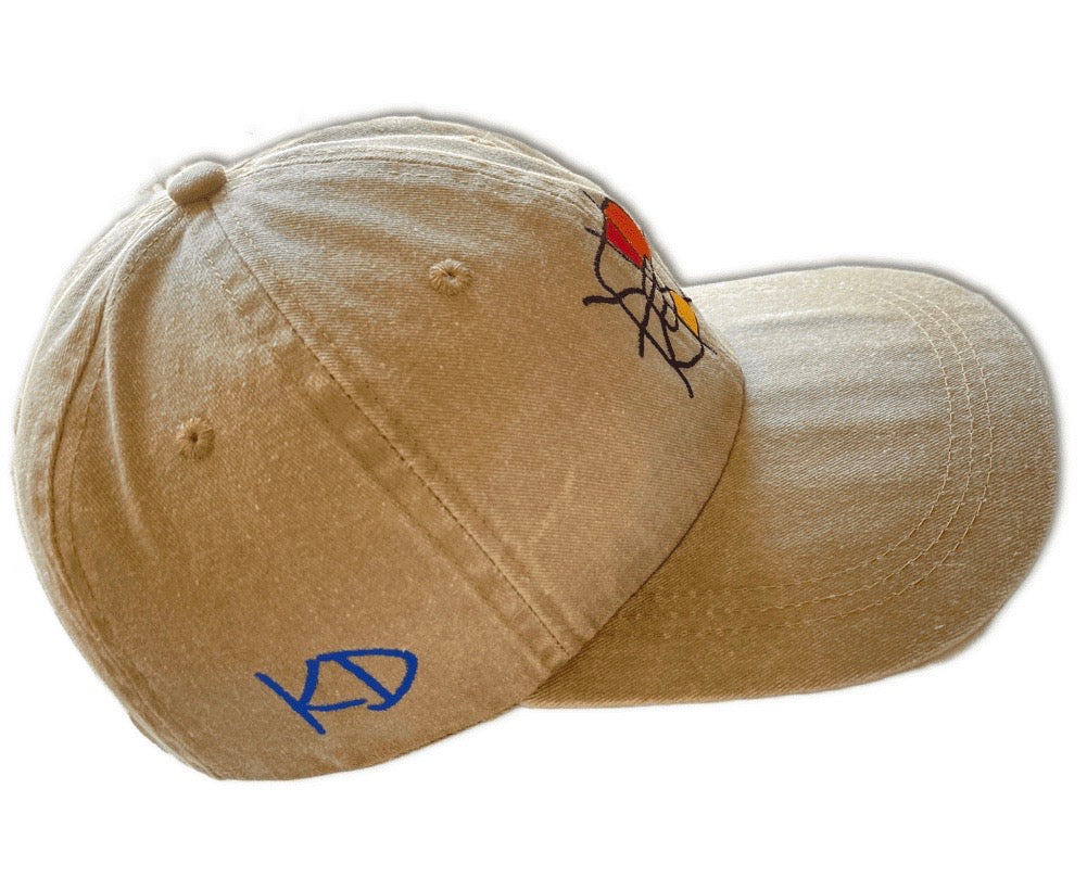 KD Houston Dad Hats