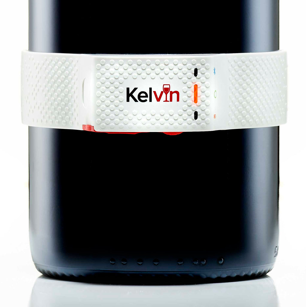 Kelvin K2 Smart Bluetooth Wine Thermometer