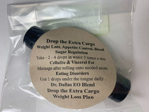 Dr. Dallas EO Blend - Drop the Extra Cargo Weight Loss
