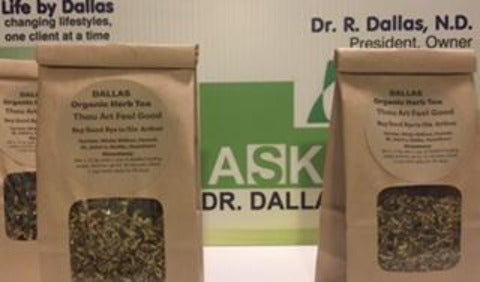 Dr. Dallas Thou Art FEEL Good - Say Good Bye to Ole Arthur Tea