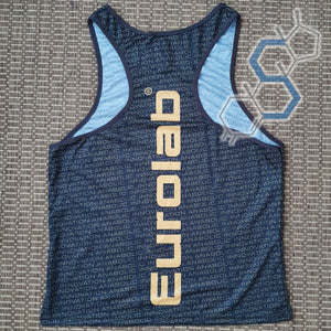 Modelo 1 | Playera Dri-FIT Eurolab ANABOLIC INNOVATION