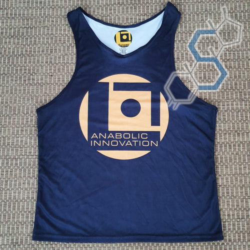 Modelo 3 | Playera Dri-FIT Eurolab ANABOLIC INNOVATION