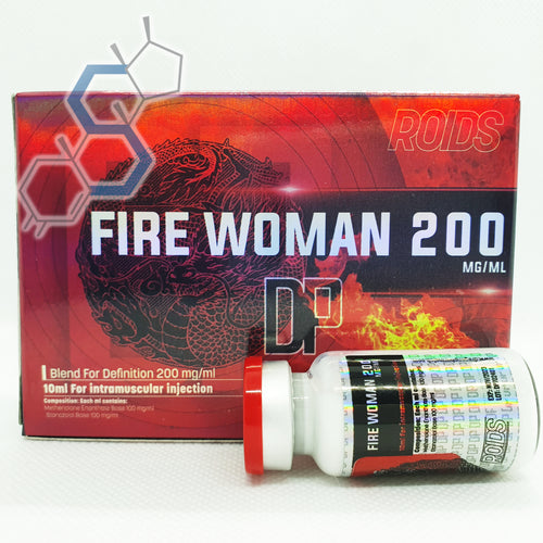 FIRE WOMAN 200 | Primobolan & Winstrol 200mg/ml 10ml