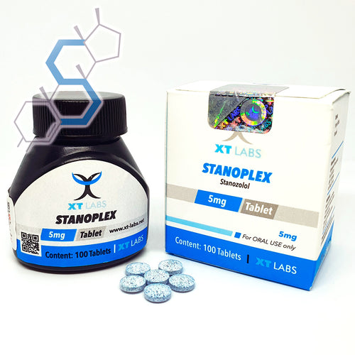 Stanoplex-5 | Winstrol (Estanozolol) 5mg 100 tabletas