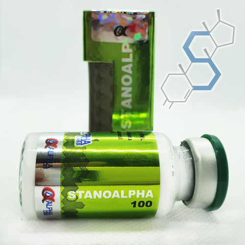 Stanoalpha 100 | Winstrol (Estanozolol) 100mg/ml 10ml