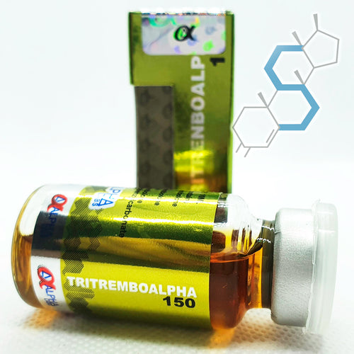 Tritrenboalpha 150 | Tri-trembolona 150mg/ml 10ml