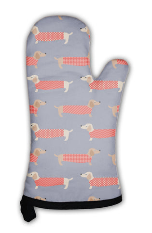 Dachshund Oven Mitt, Awesome Dachshund Decor, Made in the USA - DachshundFan