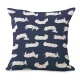 Dachshund Pillowcase, Ultimate Doxy Decor - DachshundFan