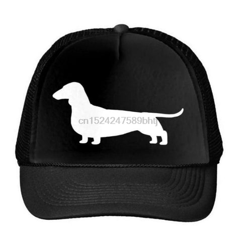 Dachshund Dog Lovers Baseball Cap, Serious Dachshund Apparel For Humans! - DachshundFan