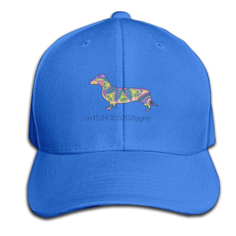 Dachshund Dog Lover Baseball Cap, Serious Dachshund Apparel For Humans! - DachshundFan