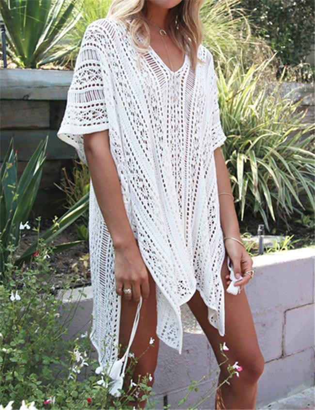 Crochet Bikini Cover Up