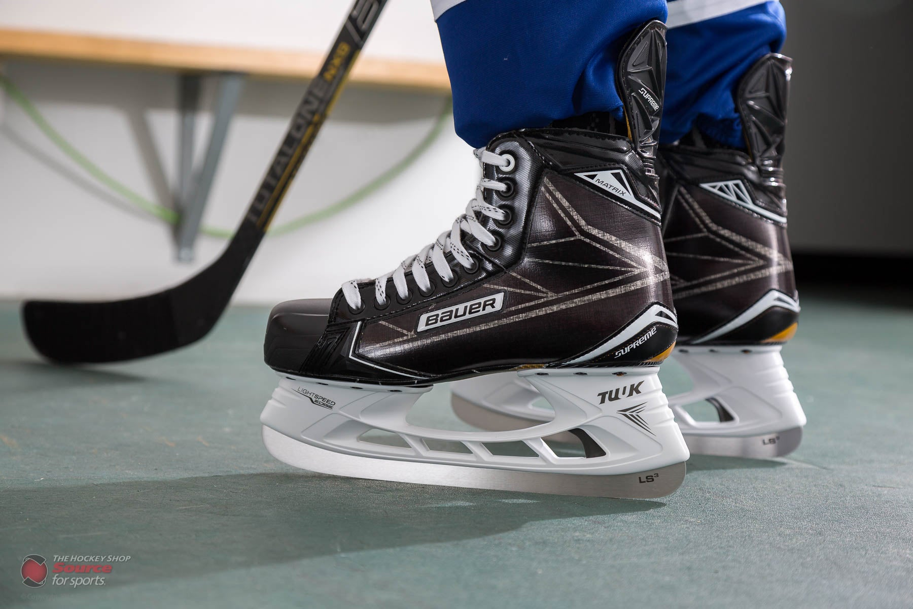 18020c89e3c Bauer Supreme Matrix Skate Review – The Hockey Shop Source For Sports