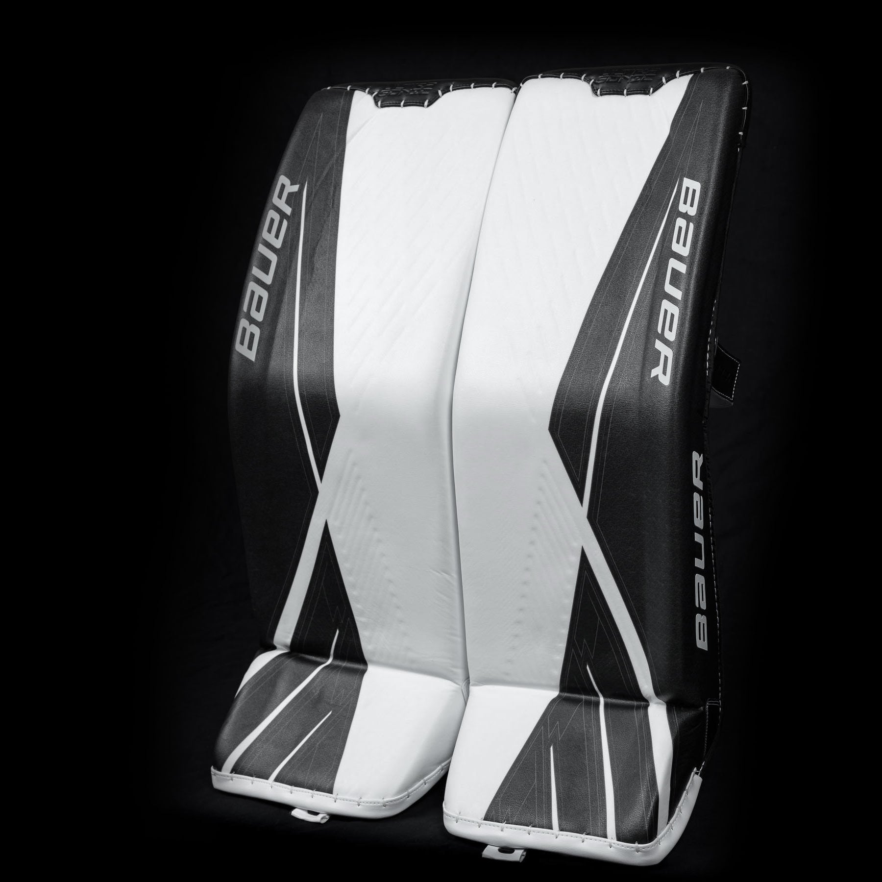 Bauer Ultrasonic Leg Pad First Look Review