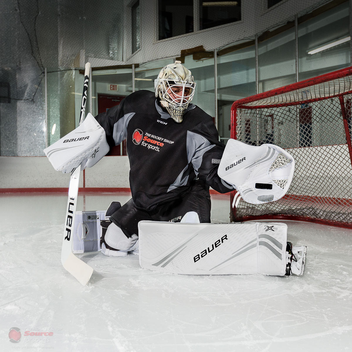 Bauer Vapor 2X Pro Catcher & Blocker