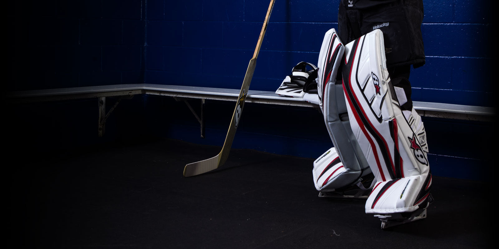 Brian's G-Netik 4 Leg Pad Review – The Hockey Shop Source For Sports