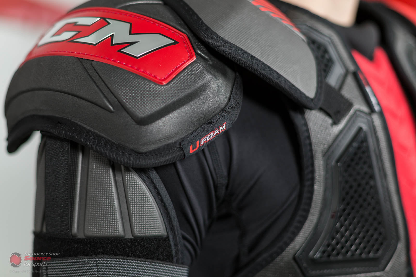57b983e694d CCM QuickLite Shoulder Pads Review – The Hockey Shop Source For Sports
