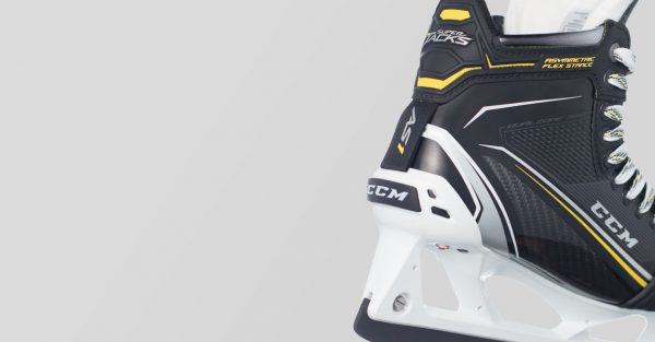 CCM AS1 Super Tacks Goalie Skate Review