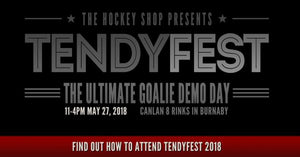 You're Invited to TENDYFEST - May 27, 2018