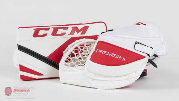 CCM Premier II Blocker & Trapper