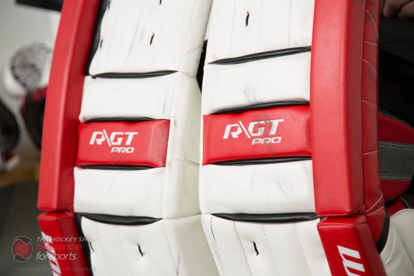 08a34dfdb9f Warrior Ritual GT Pro Leg Pad Review – The Hockey Shop Source For Sports
