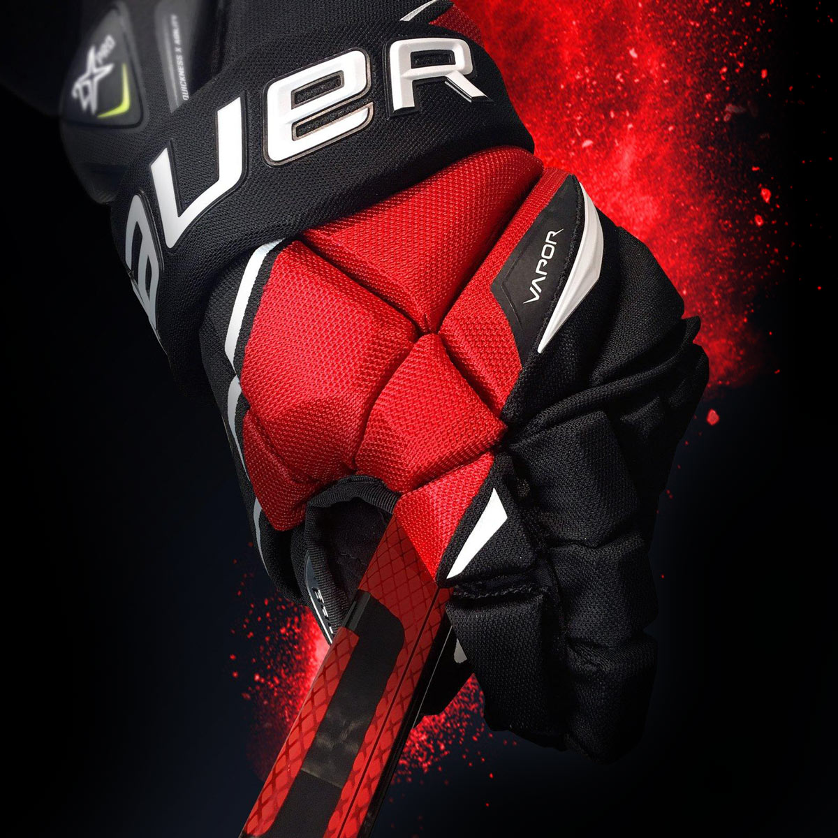 Bauer 2X Pro Glove Review