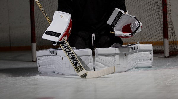 New Vaughn Velocity V6 2300 leg pads review