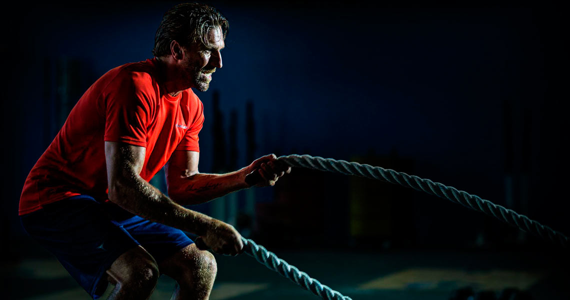 Turn sweat into energy with Bauer's Training Apparel