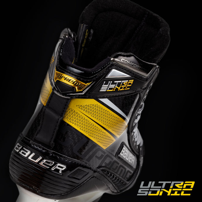 Bauer Supreme Ultrasonic Goal Skates Review