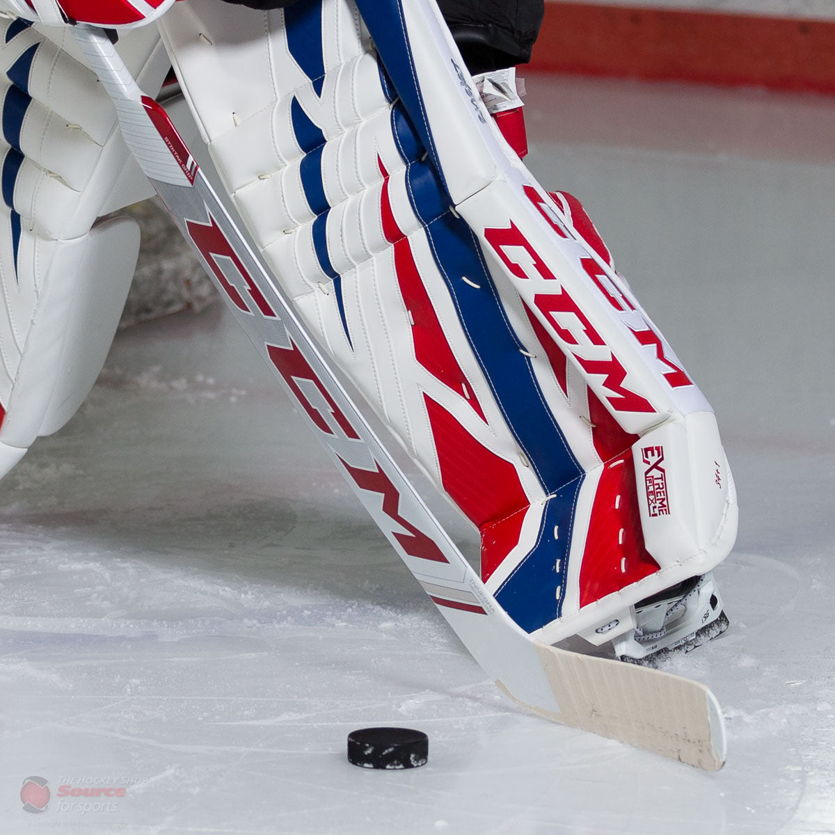 CCM E-Flex 4 Goalie Stick Review