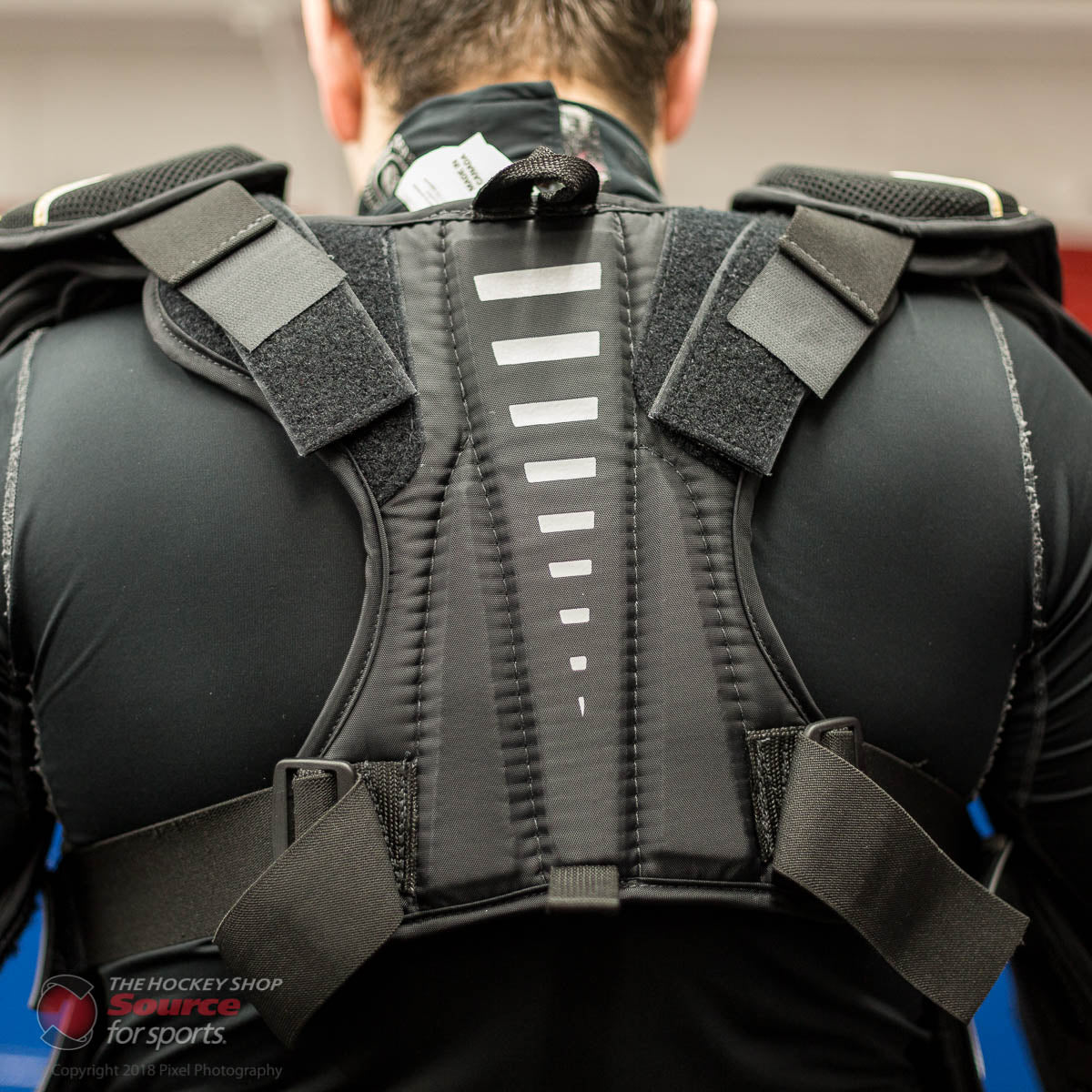Brian's OPTiK Chest & Arm Protector