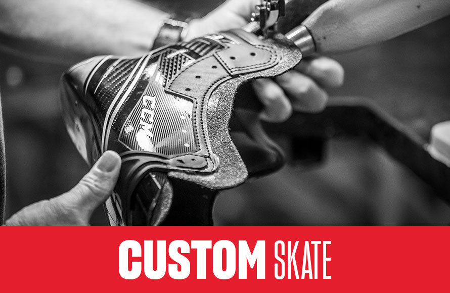 CCM Custom Hockey Skates