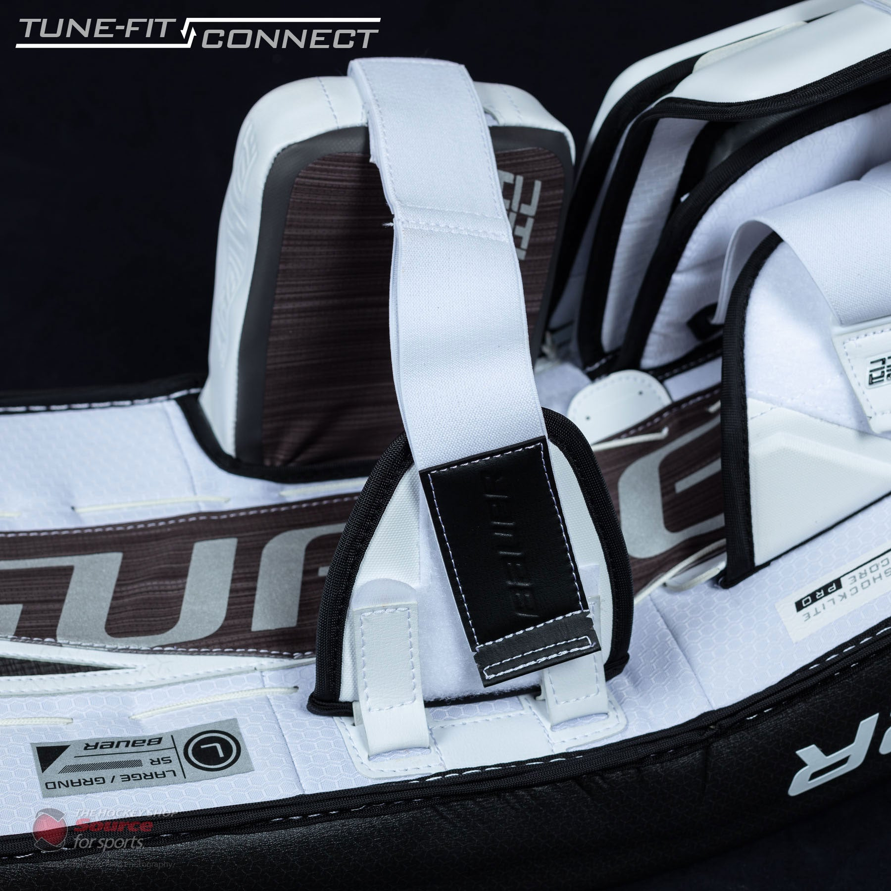 Bauer Supreme UltraSonic Goalie Pads