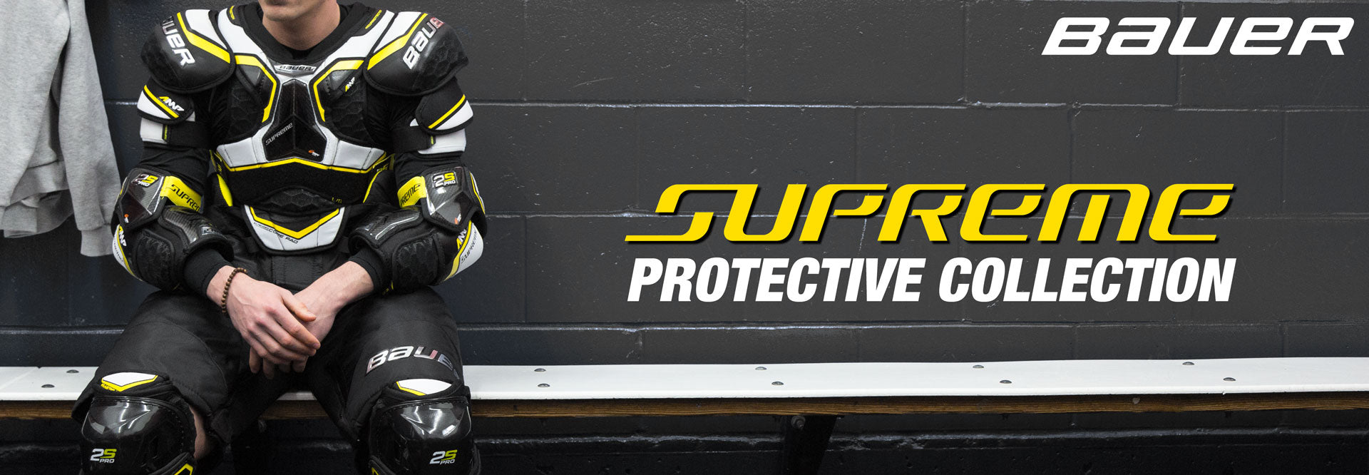 Bauer Supreme Protective Collection