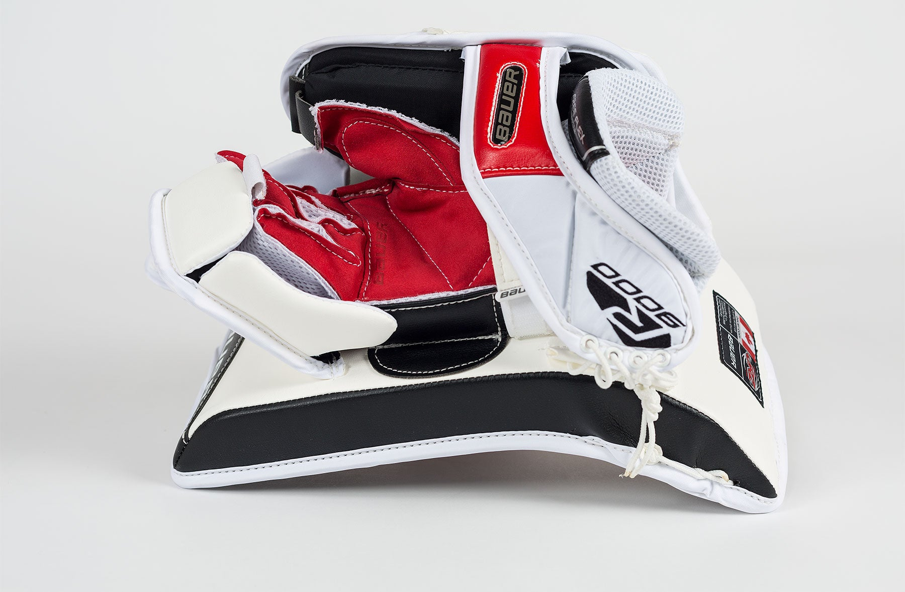 Bauer 9000 blocker