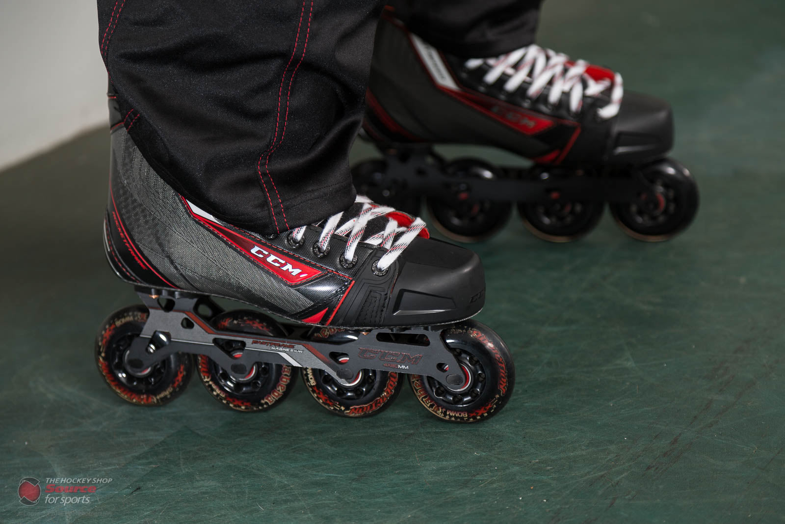 CCM JetSpeed Inline Skate Review