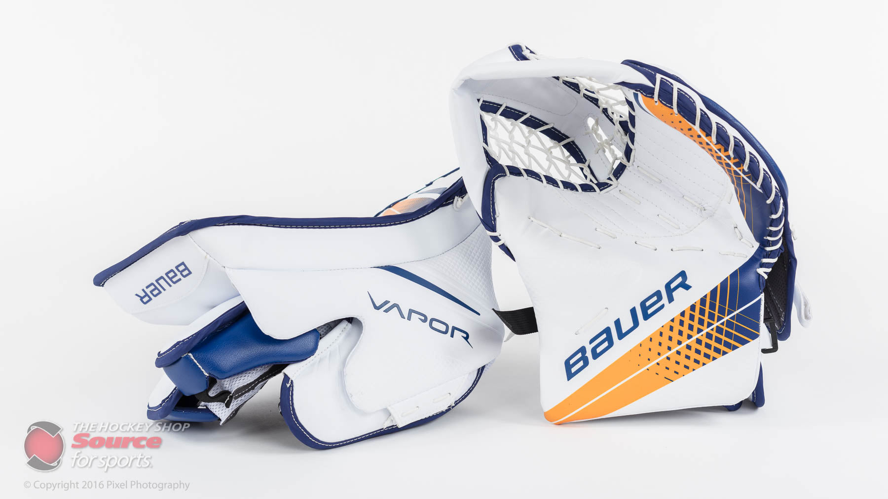 2017 Bauer Vapor 1X Blocker & Catcher