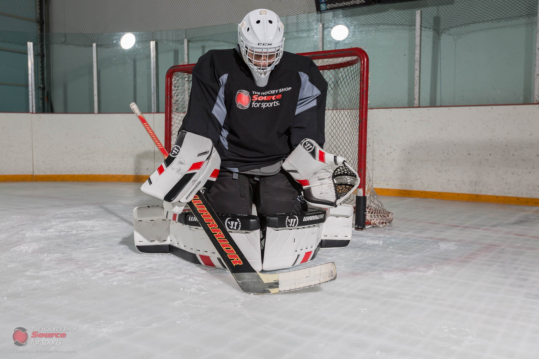 b781aab2663 Warrior Ritual G3 Custom Leg Pad Review – The Hockey Shop Source For ...