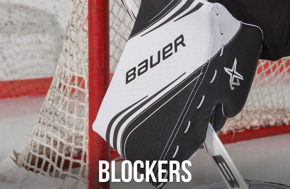 Bauer Goal Blocker